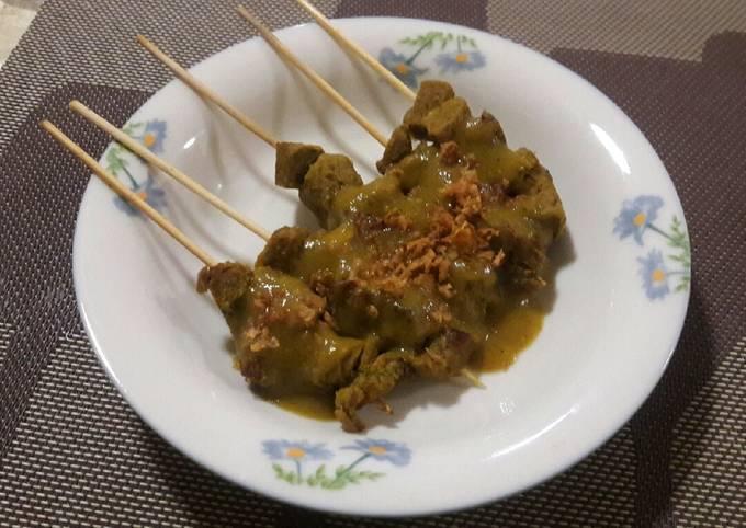 Resep Sate Padang, Enak Banget