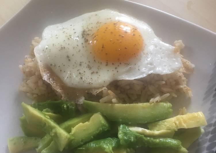 Pose déjeuner rapide, saine et équilibrée