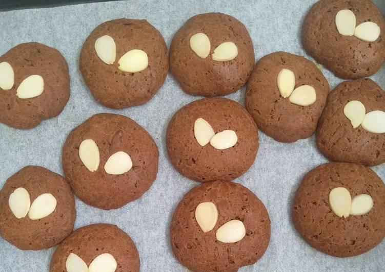 Tapioca Cookies (bebas gluten/dairy/gula putih)