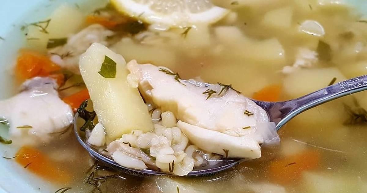 суп из свежей рыбы рецепт с фото концепция