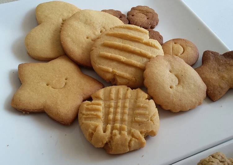 Simple Cookies Recipe By Margie Rugush Cookpad