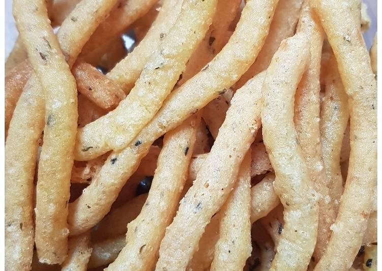 Potato Cheese Crunchy