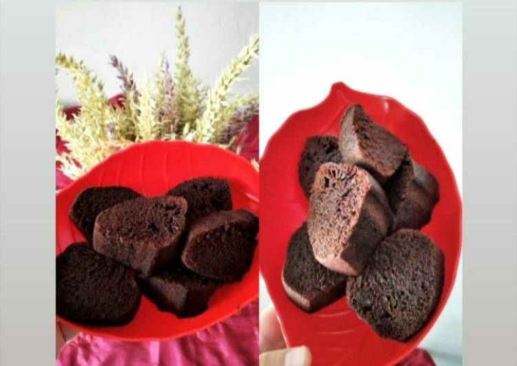 Brownies Chocolatos Simple