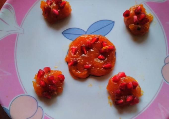 Carrot Pomogranate Delight