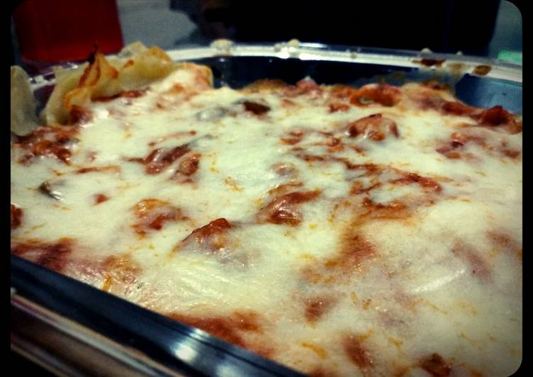 How to Cook Appetizing Chicken Lasagne