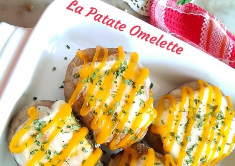 La Patate Omelette