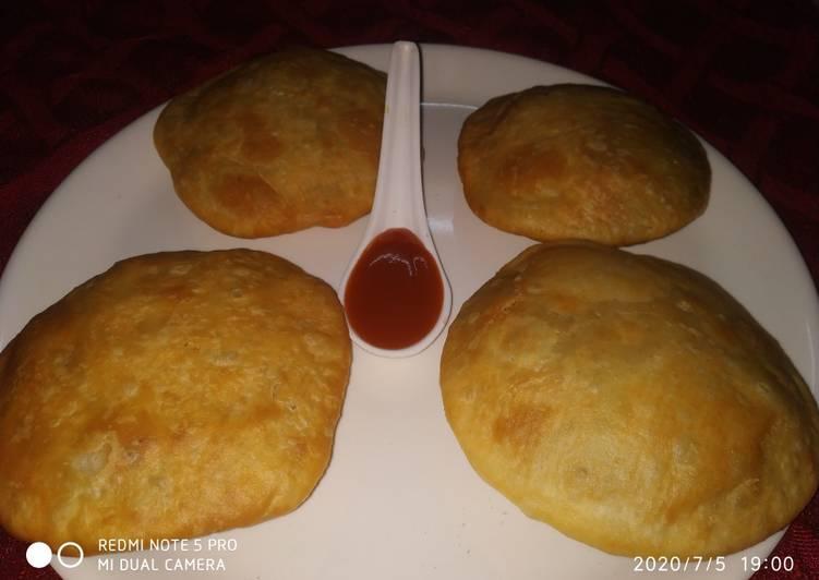 30 Minute Simple Way to Prepare Favorite Moong Dal Kachori