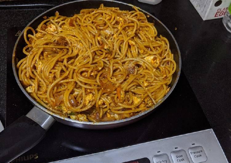 Easiest Way to Make Favorite Sausage Sphaghetti