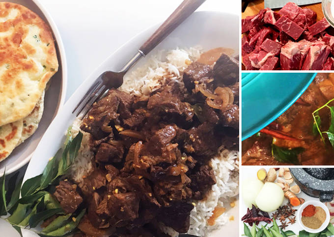 South Indian Wagyu Beef Curry