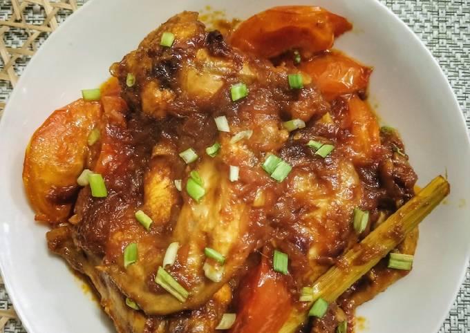Ayam Masak Merah Sempoi
