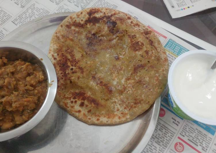 The Meals You Pick To Eat Will Effect Your Health Gobhi Parantha