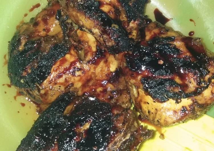 Ayam Bakar Manis Sedap