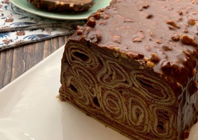 Cake de la chandeleur