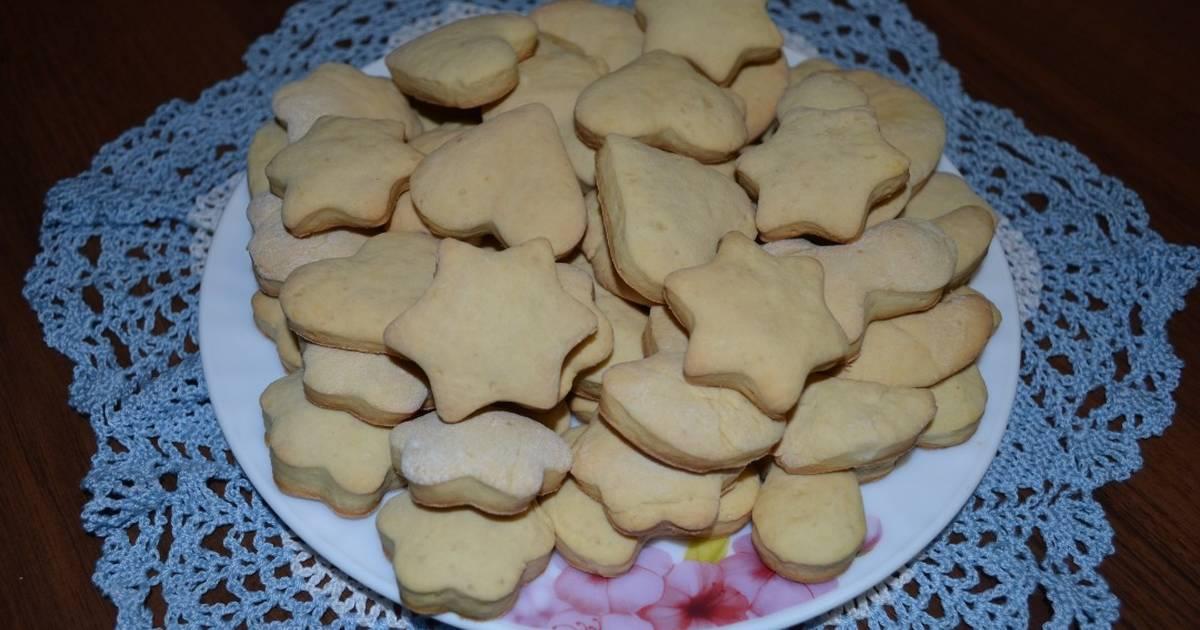 рецепты печенья на кефире с фото дюжев всерьез взялся