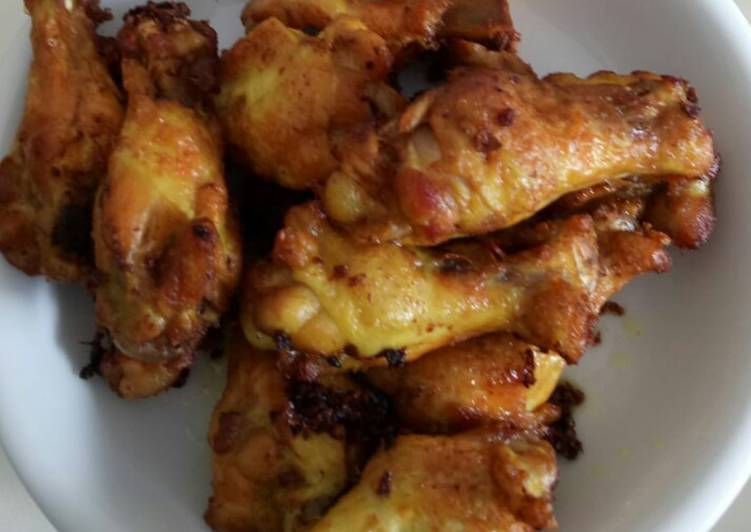Deep Fried Chicken (East Java Style)