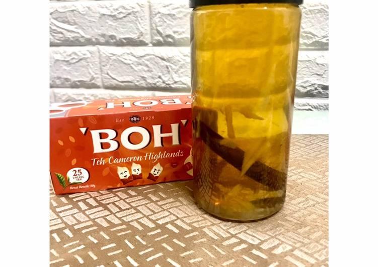 Cinnamon Ginger Tea - resepipouler.com
