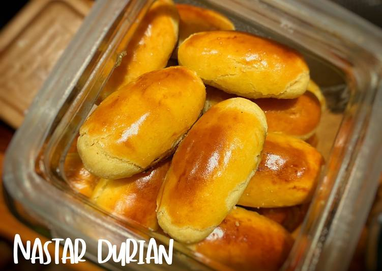 Resep Nastar Durian yang Enak Banget