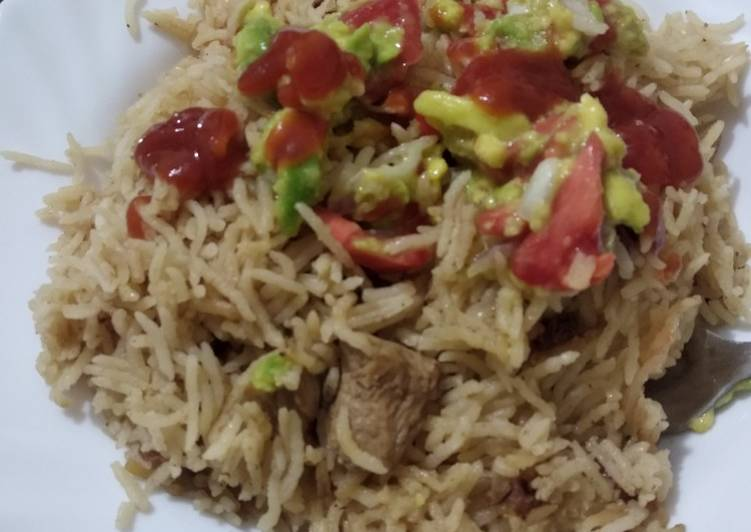 25 Minute Recipe of Favorite Pilau #themechallenge #coastaldishes