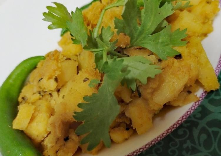Old Fashioned Dinner Ideas Quick Aluu Bhujia