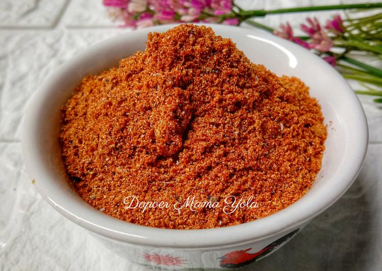 Shawarma Spice Mix (Bumbu Bubuk Shawarma)
