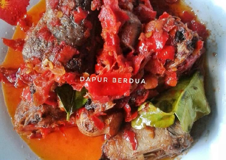 Tongkol Sambalado