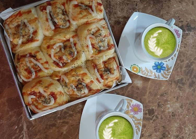 Pizza Rollbread