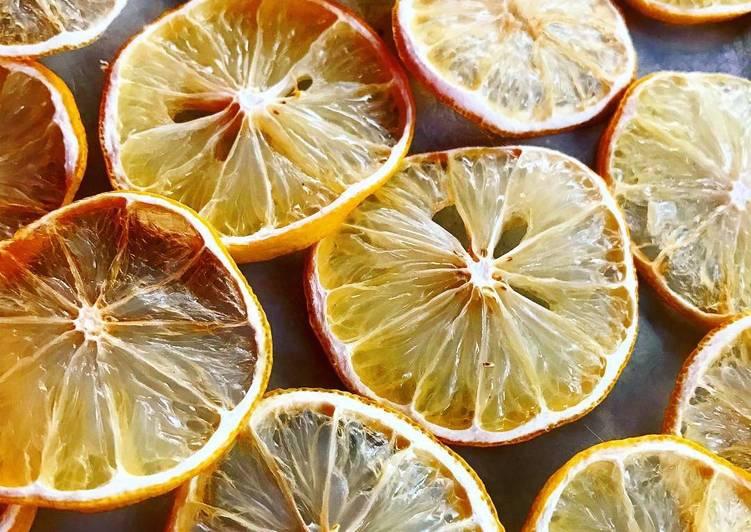 Sun Dried Lemon - resepipouler.com