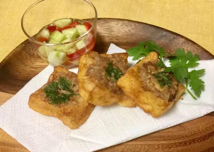 Thai Pork Snack
