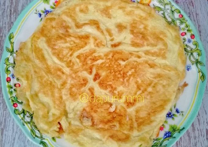 Telur Dadar Simple