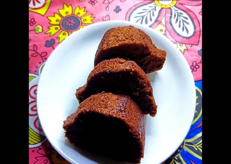 Brownis chocolatos