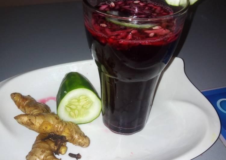 Easy Comfort Dinner Ideas Autumn Zobo drinks