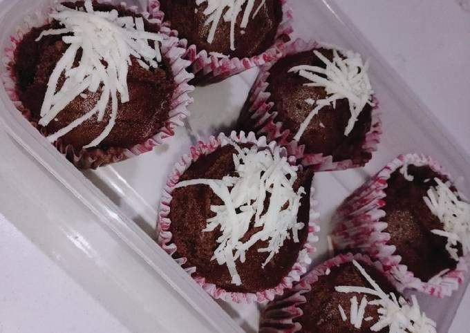 Brownies kukus pondan