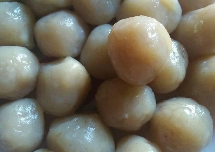 7 Bahan Membuat Cilok Aci Super Isi Telur Yang Mudah Cookandrecipe Com