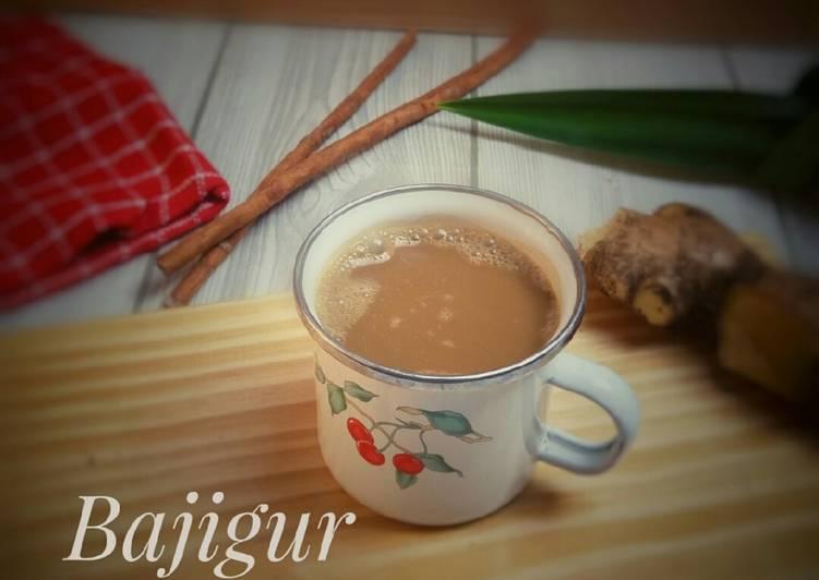 Resep Bajigur Hanjuang Pr Recookmintradisional Yang Enak