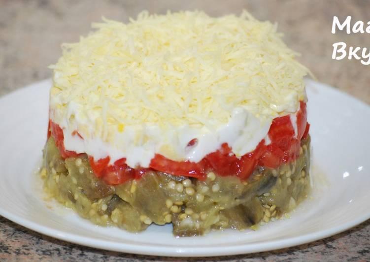 неаполь салат рецепт