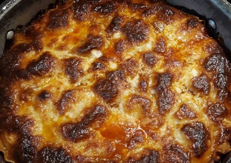 Lasagna 2020 8th of June