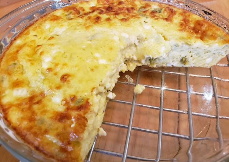 Recipe: Tasty Baked Omelette