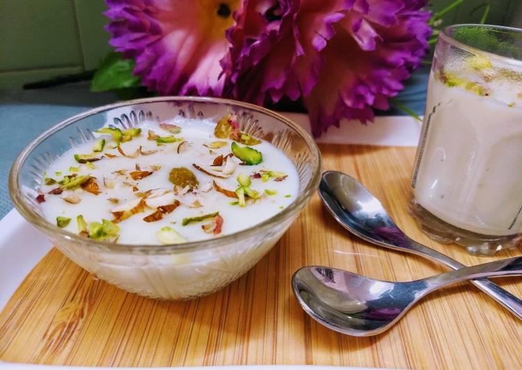 Cashew creamy delite