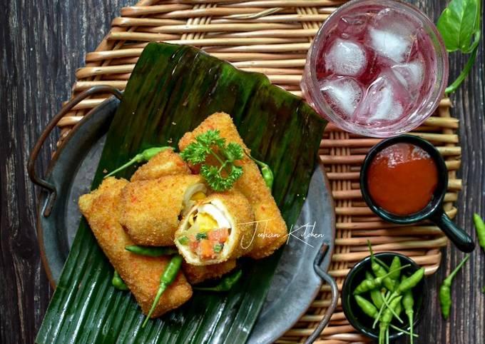 Risoles Inti Sayur, Ayam dan Telur