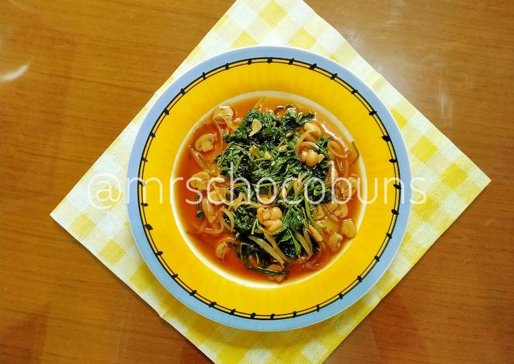 Kangkung Saus Tomat