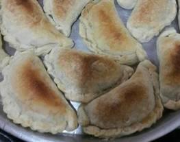 Tapas de empanadas/empanadas de vigilia (semi hojaldradas)