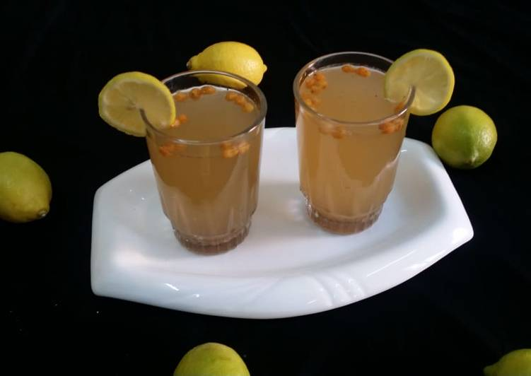 Jal Jeera/Indian Flavoured Lemonade