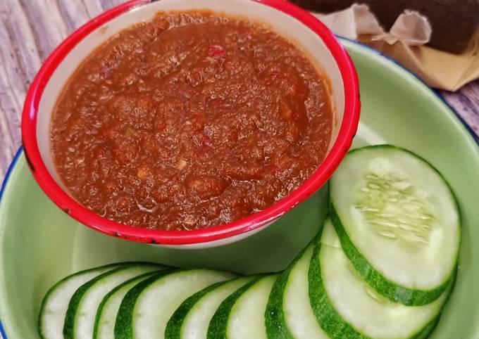 Sambal Belacan Padu (Ala Johnny's)
