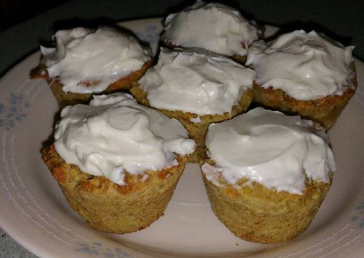 How to Make Favorite Tart Tangerine Cupcakes (from All-purpose Baking Mix)