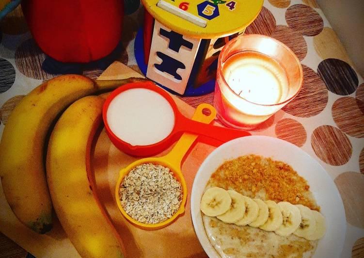 Easiest Way to Make Speedy Fruity Porridge