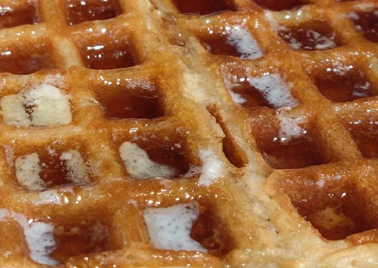 Seasoning to Prepare Buttermilk Waffles Yummy