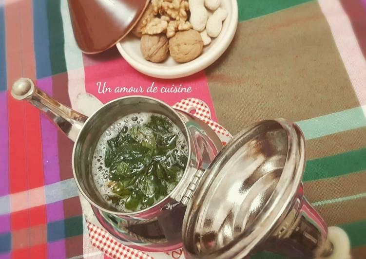 Thé a la menthe