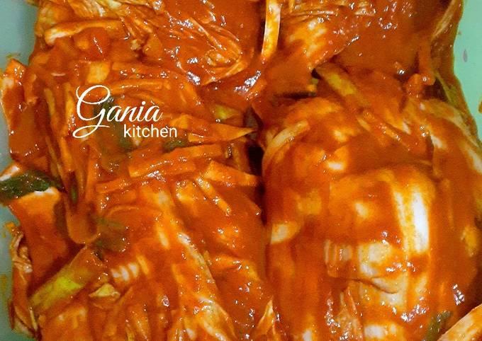 Resep Sahur Sehat Kimchi