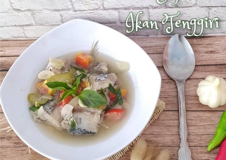 146. Sup Ikan Tenggiri (Eating Clean)