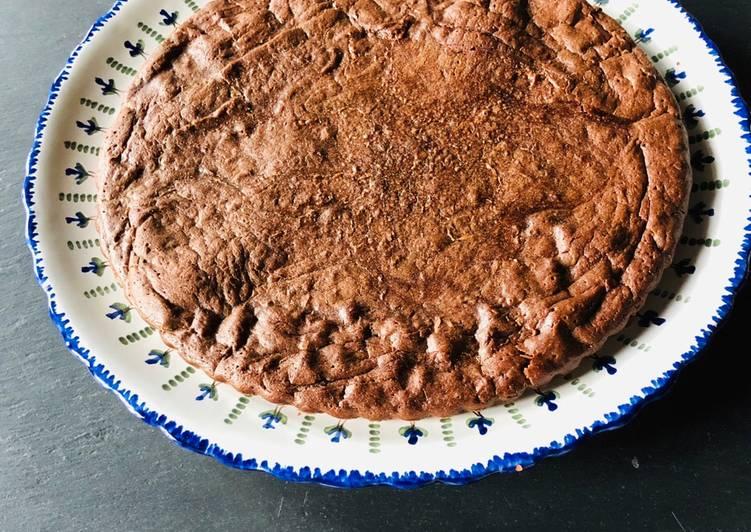 Comment faire Préparer Délicieuse Gâteau au chocolat et aux marrons